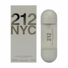 キャロライナヘレラ レディース 香水 フレグランス30mL/Carolina Herrera 212 オードトワレ 香水 フレグランス