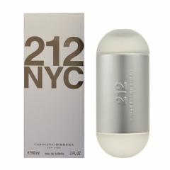 キャロライナヘレラ レディース 香水 フレグランス60mL/Carolina Herrera 212 オードトワレ 香水 フレグランス