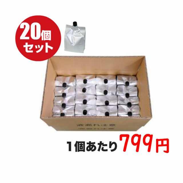 送料無料 無印ローション ハード 1L 20個セット (1個あたり799円 ...