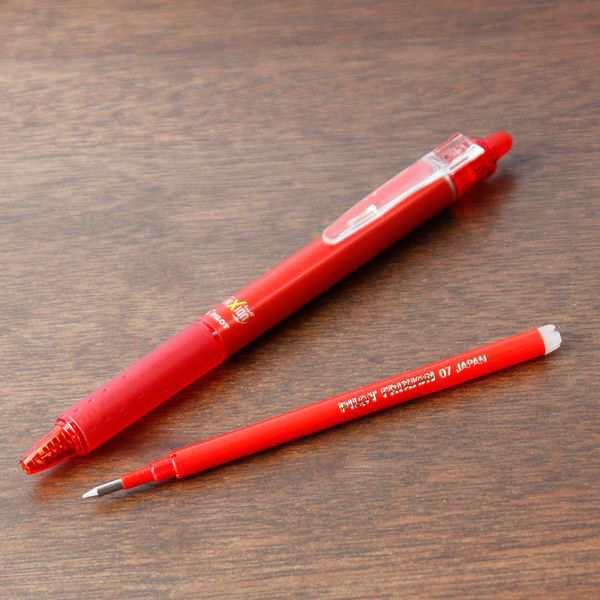 ボールペン 消える