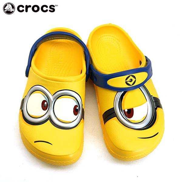 クロックス crocs Fun Lab Minions Clog