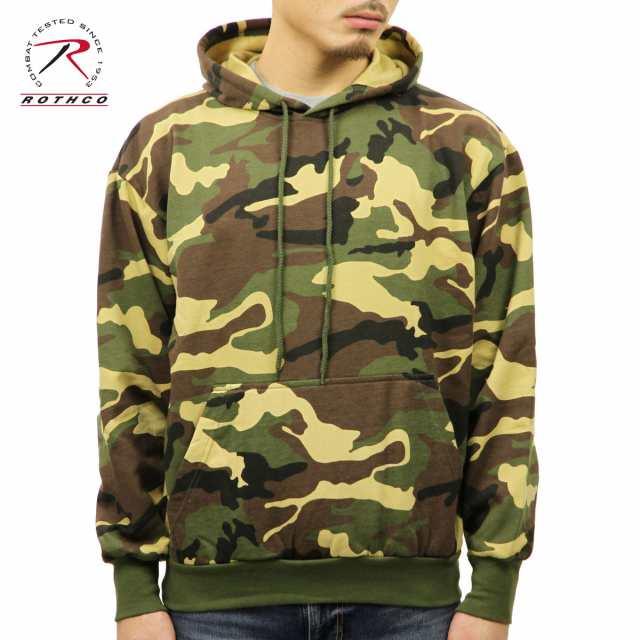 New military woodland camouflage pattern sweater sweat shirt xs-xxl