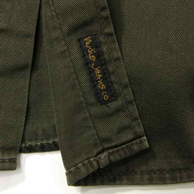 Nudie Jeans Mens Henry Pigment Dyed
