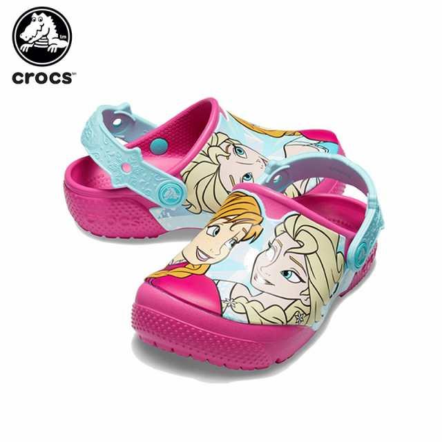 クロックス(crocs) クロックス ファン ラブ アナ&エル