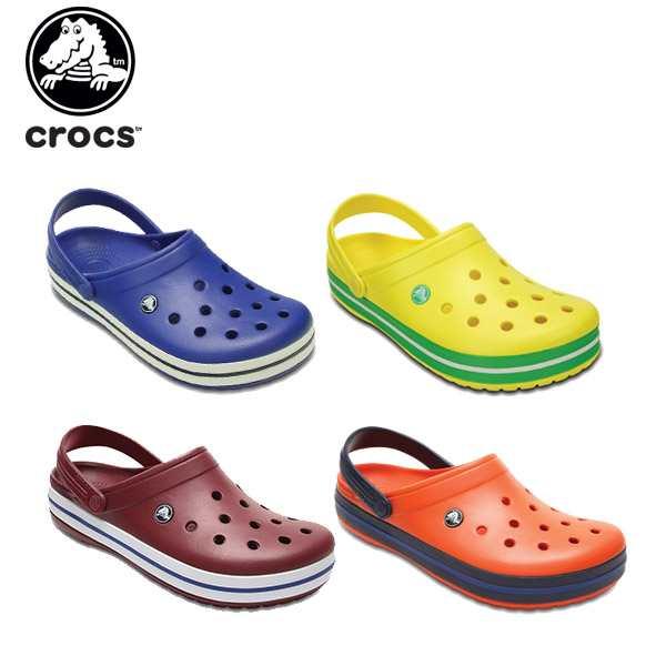 クロックス(crocs) クロックバンド(crocband) メンズ/レ