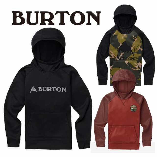 Burton Boys Crown Bonded Pullover