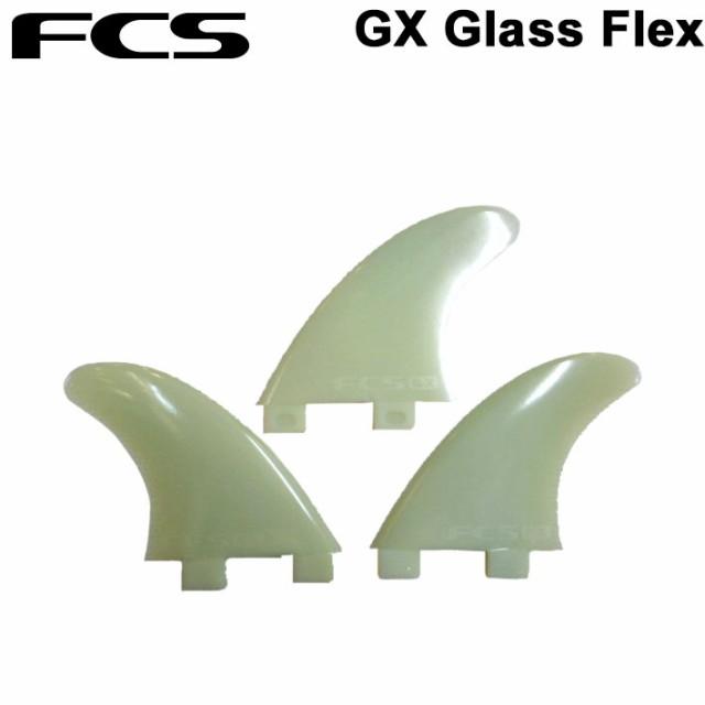 FCS GX Glass Flex Tri-Fin Set