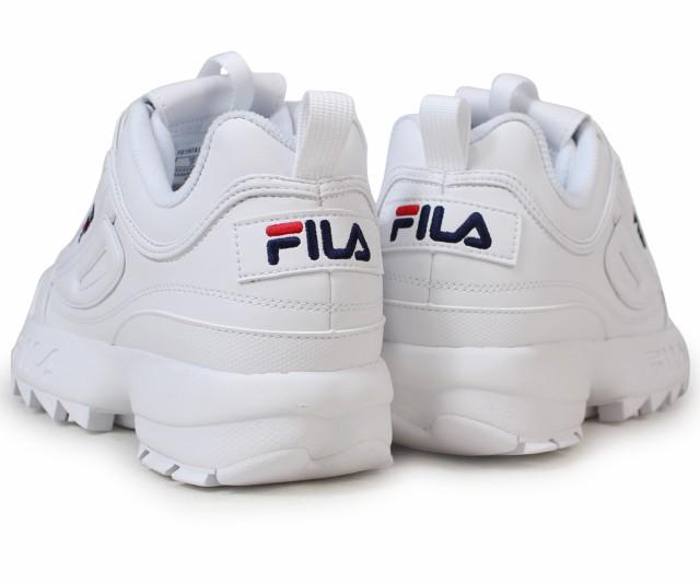 フィラ FILA ディスラプター2 スニーカー メンズ レ