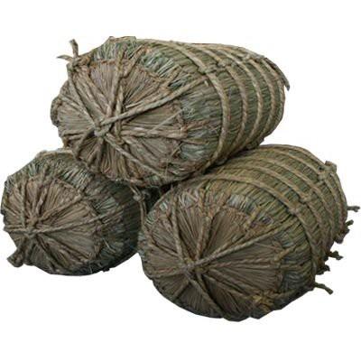 米俵】米俵30kg(お米無し)本物米俵 昔の米俵の通販はau PAY ...