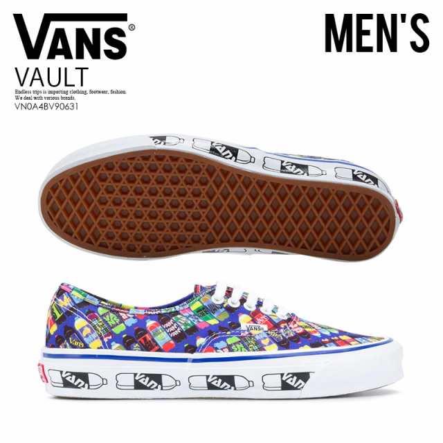 VANS (ヴァンズ) VAULT X FERGUS PURCELL OG