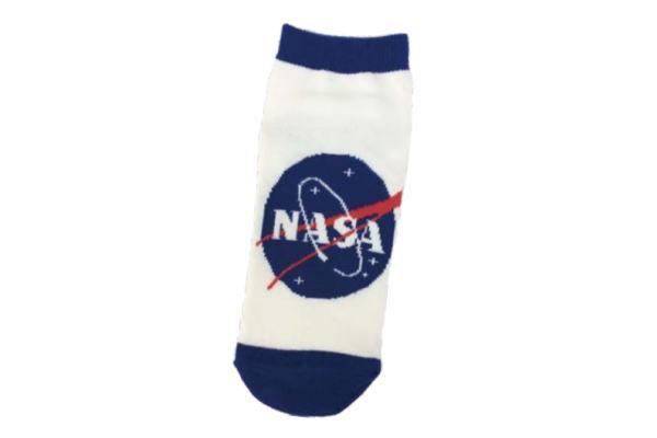 NASA】アイコンソックス【ブルー】【ナサ】【なさ】【宇宙開発】【宇宙 ...