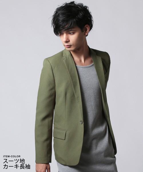 テーラードジャケット コート・ジャケット メンズファッション ...