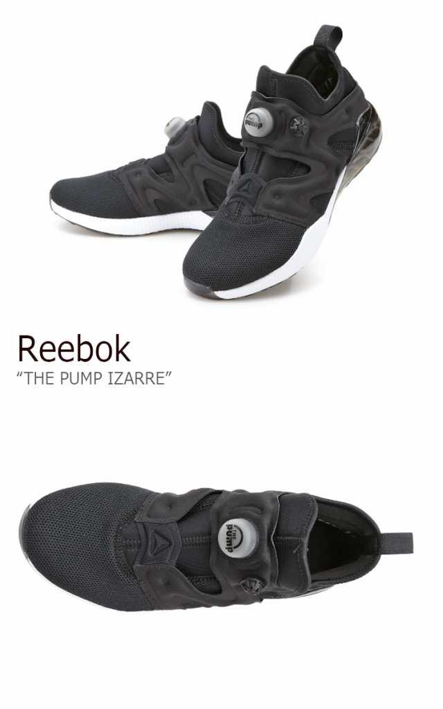 Reebok THE PUMP IZARRE/Black【リーボック