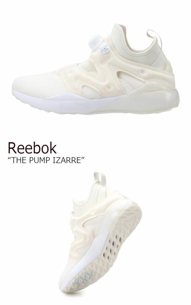 Reebok THE PUMP IZARRE/White【リーボック