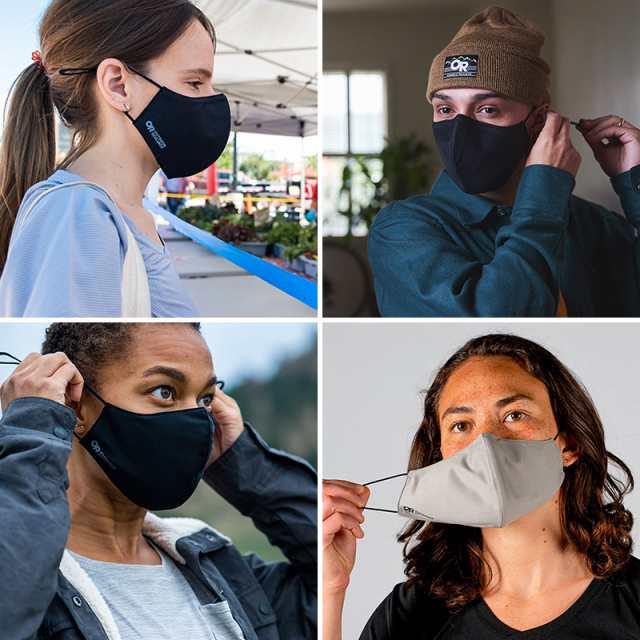 マスク アウトドア リサーチ 【注目リリース】従来のマスクとは一線を画す、OUTDOOR RESEARCH(アウトドアリサーチ)の高性能マスクが登場!