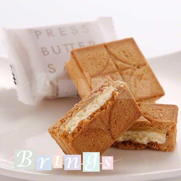 サンド バター プレス