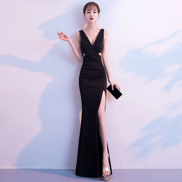 ドレス ロング