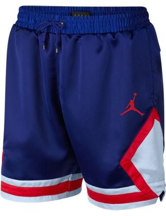 jordan satin shorts