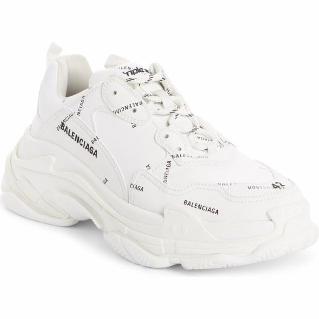 white triple s