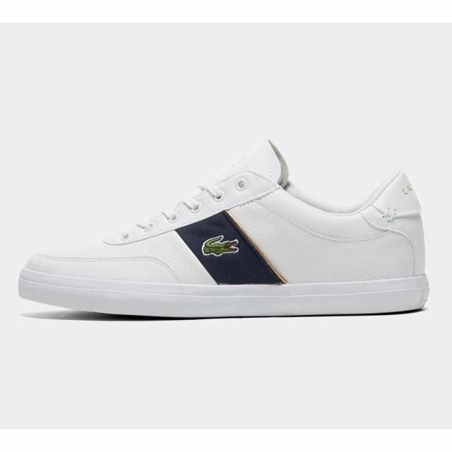靴 court-master 318 trainer White/Navy
