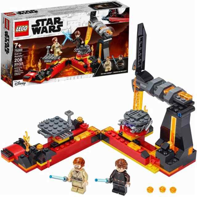 レゴ スターウォーズ 75269 ムスタファーの戦い LEGO starwars Duel on ...