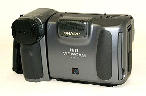 SHARP シャープ VL-HL55 液晶ビューカム ハイエイトビデオカメラ ...