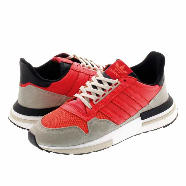 adidas ZX 500 RM SOLAR RED/CORE BLACK