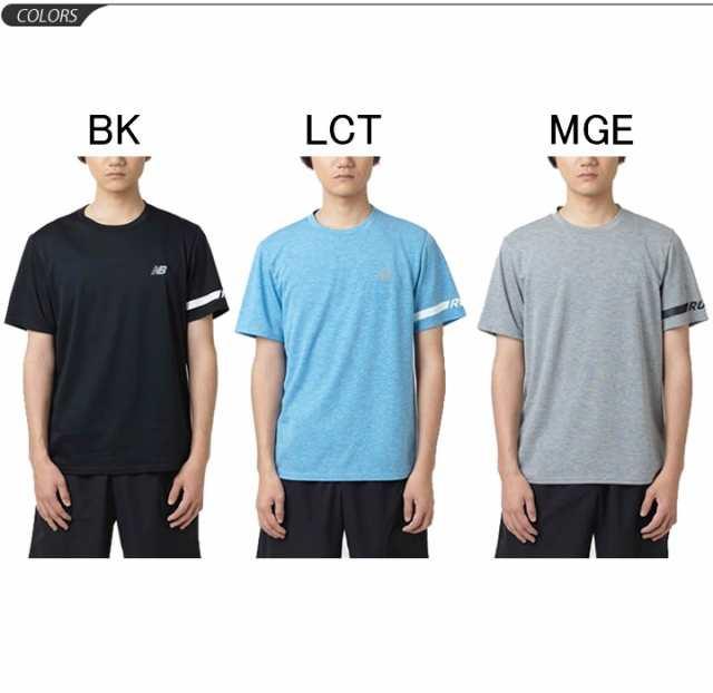 Tシャツ 半袖 ランニングシャツ メンズ ニューバランス