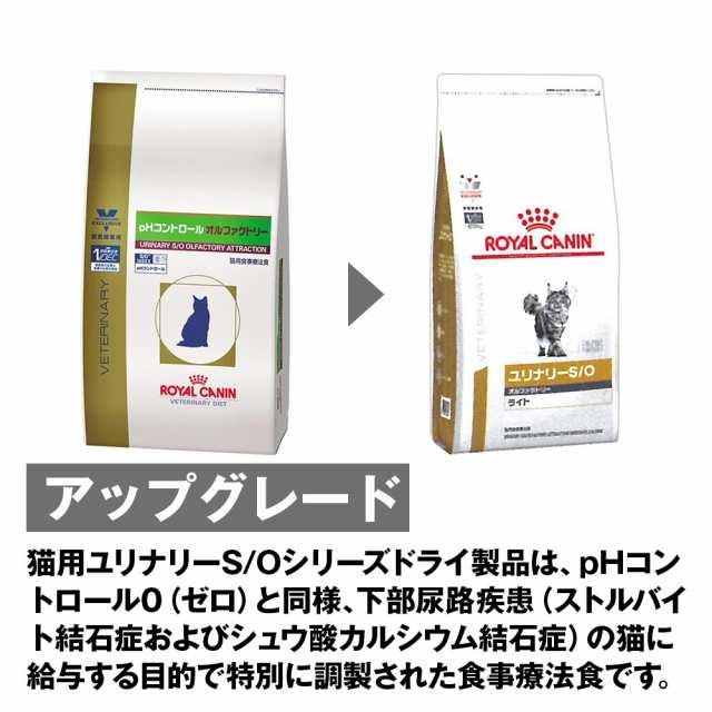 コントロール ロイヤル カナン 違い ph