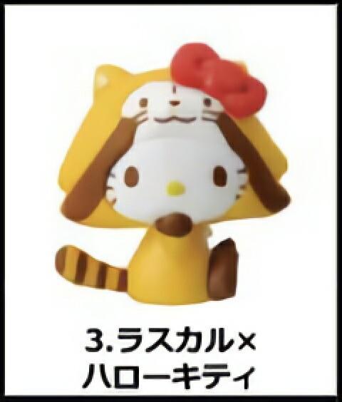 チョコエッグ キティ