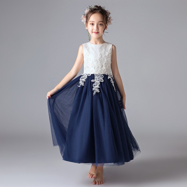 a1b090cb57968 子どもドレス ジュニアドレス フォーマル用 ピアノ 発表会 子供ドレス 結婚式 女の子 ドレス キッズ
