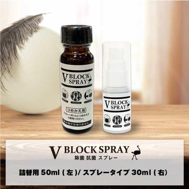 抗体 ダチョウ 【公式】ダチョウ抗体 ブイブロックスプレー(V