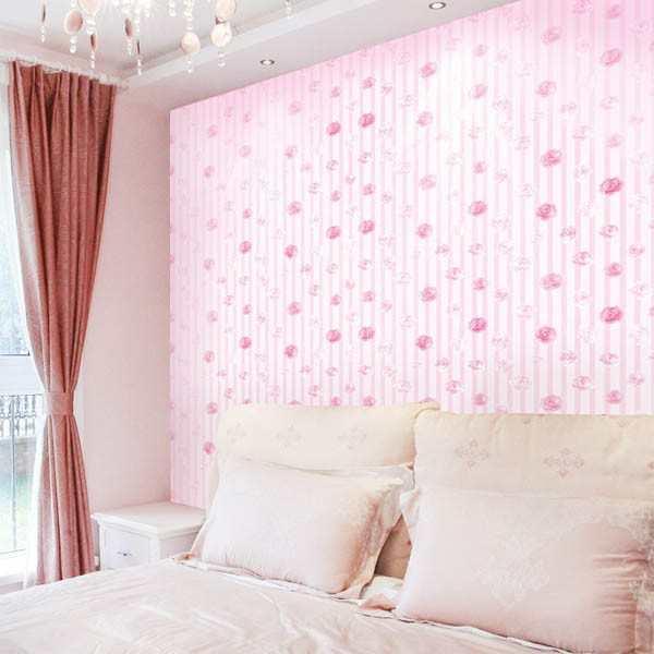 女の子の部屋壁紙