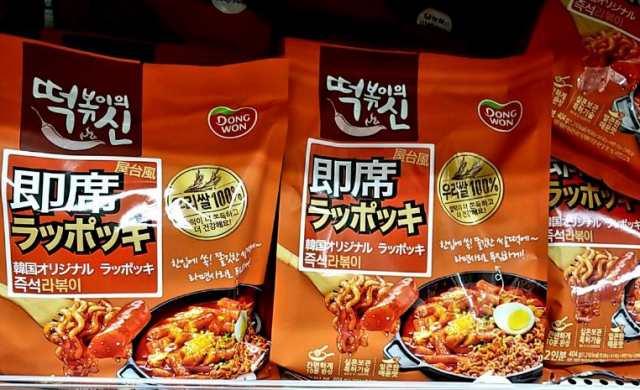 ドンウォン/DONGWON] トッポッキの神 サリ麺簡単トッポッキ 404g ...