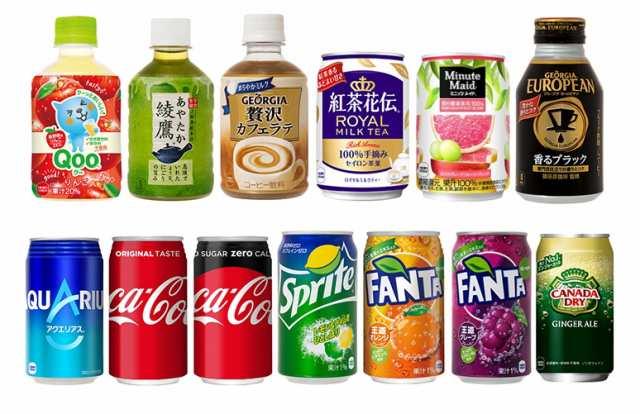 コカ・コーラ社商品・300ml ペットボトル選り取り2ケース(24本X2)送料無料の通販はau PAY マーケット - 美味逸品
