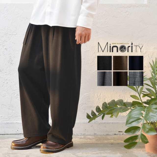 ワイド パンツ メンズ メンズのワイドパンツでは靴や靴下はどうすればいい?ベルトは?