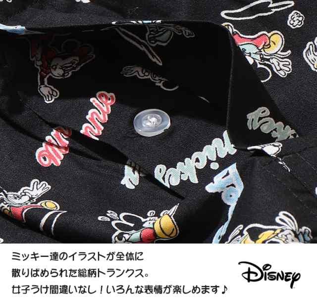 Disney ディズニー トランクス メンズ ミッキー ミニー グーフィー M L Ll パンツ 綿100 可愛い かわいい 下着 キャラクターの通販はau Pay マーケット ネットショップ エスト