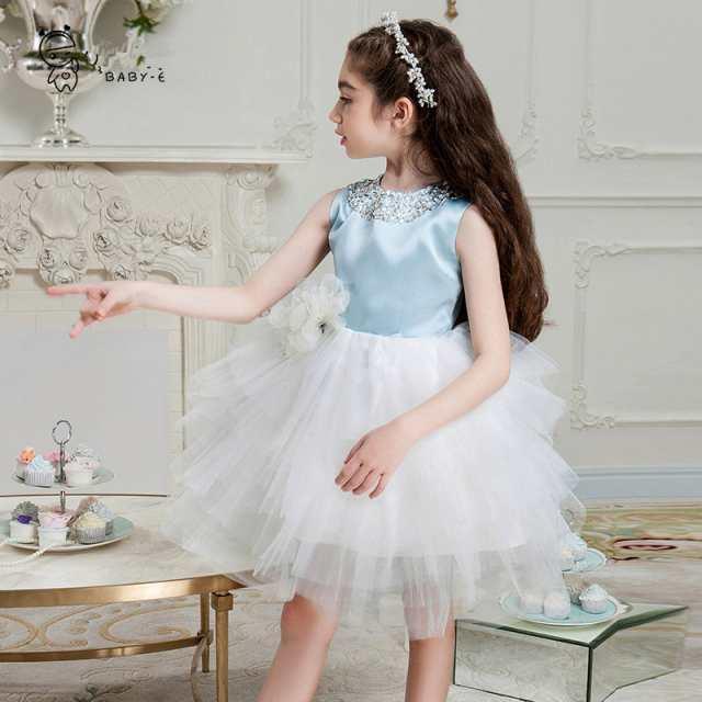 9cd36e65370e3 子供 ピアノ発表会 ドレスロングフォーマルピアノ 子ども服 女の子ワンピースキッズダンス衣装 コンクール