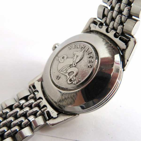 pretty nice 07f31 6d7ce オメガ シーマスター ノンデイト 時計 腕時計 メンズ【中古】|au Wowma!