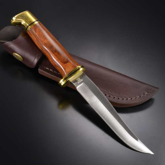 BUCK シースナイフ 105 パスファインダー ココボロ[bu105brs]の通販は ...