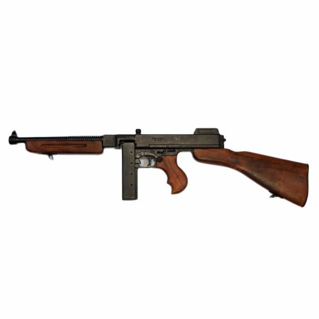 DENIX M1サブマシンガン トンプソンモデル 装飾銃 1093[dx1093]の通販 ...
