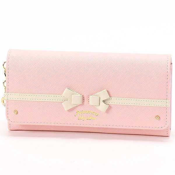 cheaper 94a95 a53cd リズリサ(バッグ&ウォレット)(LIZ LISA Bag&Wallet)/チャーム付き アメリ かぶせタイプ長財布