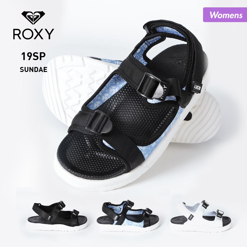 ROXY 23cm〜25cm アウトドア サンダル RSD191316