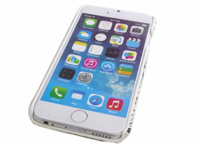 iPhone6SPlus/iPhone6Plusハードタイプパイソンポリカーボネートケース