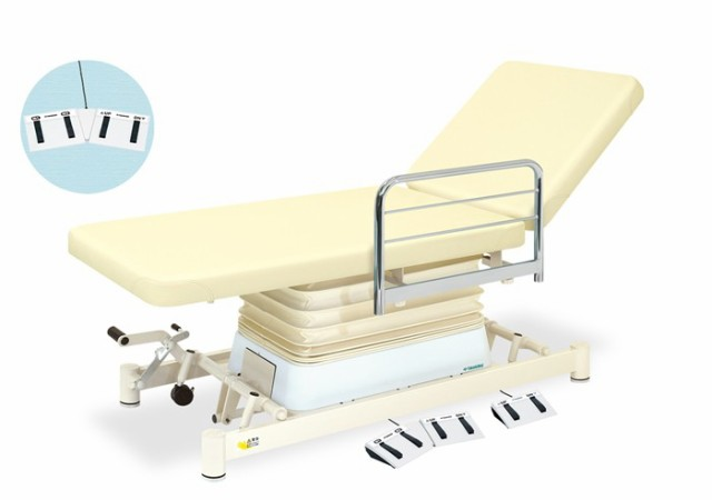 TB-869 整体治療施術ベッドの高田ベッド