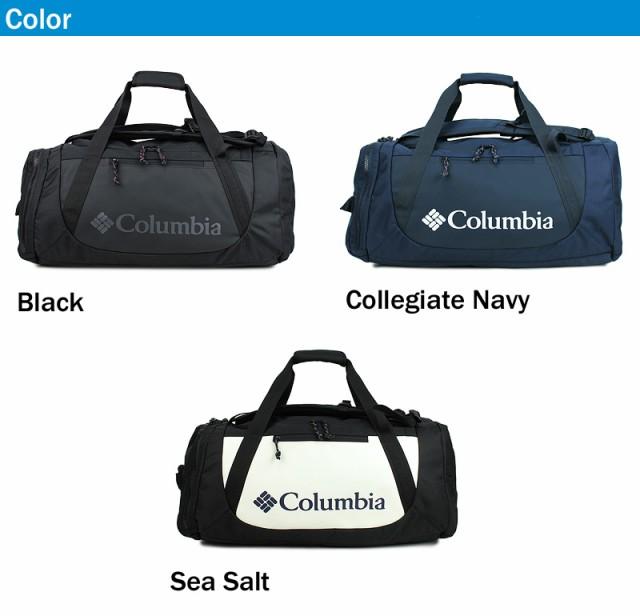 コロンビア ボストンリュック Columbia メンズ レディース 男女兼用 2WAY ボストンバッグ リュックサック 40L PU2233 ターポリン 1〜2泊対応