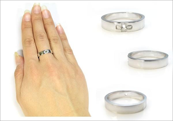 シルバーリング クロス 指輪