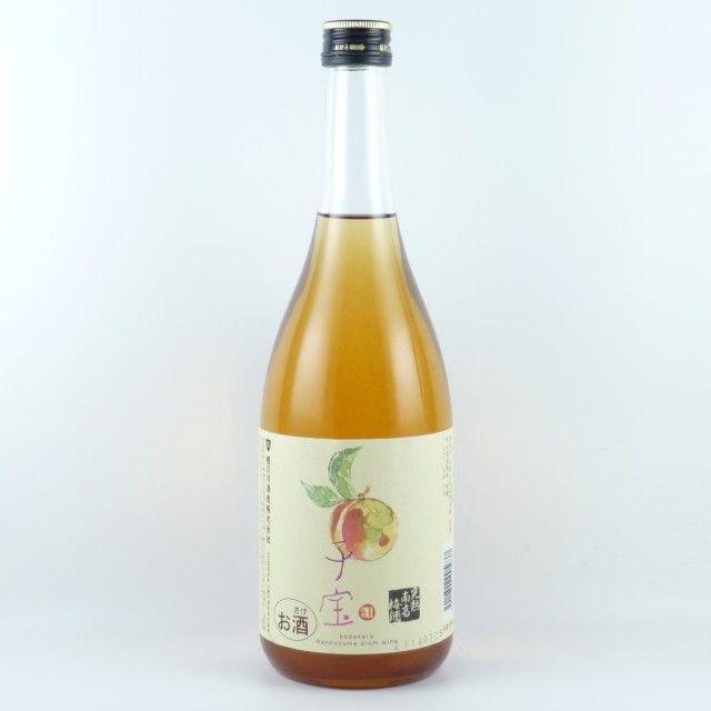 子宝 完熟南高梅酒 720ml