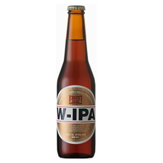箕面ビール W-IPA 330ml