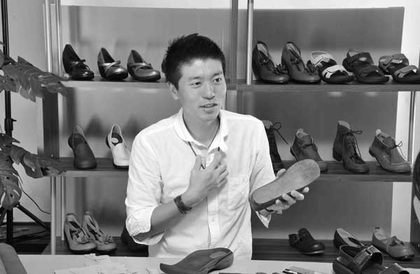 シューズミニッシュ代表取締役 高本泰郎